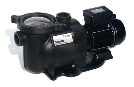 Pompe de filtration SUPERFLO